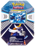 2011 Pokemon Evolved Battle Action Fall Tin - Samurott (EN-INT)