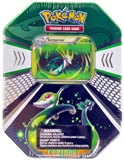 2011 Pokemon Evolved Battle Action Fall Tin - Serperior (EN-INT)