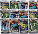 Pokemon Platinum 4: Arceus Booster Pack (Lot of 12)