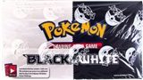 Pokemon Black & White Theme Deck Box