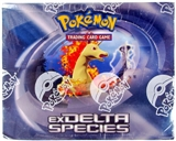 Pokemon EX Delta Species Precon Theme Box