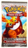 Pokemon Black & White 2: Emerging Powers Booster Pack