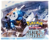 Pokemon EX Crystal Guardians Theme Deck Box