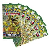 Pokemon XY Fates Collide Booster Pack (Lot of 6)