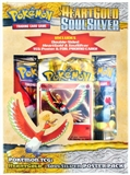 Pokemon HeartGold & SoulSilver Ho-Oh Poster Pack Box