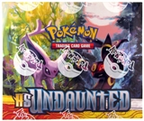 Pokemon HeartGold & SoulSilver Undaunted Theme Deck Box