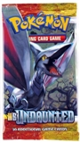 Pokemon HeartGold & SoulSilver Undaunted Booster Pack