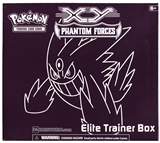 Pokemon XY Phantom Forces Elite Trainer Box