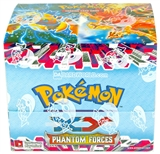 Pokemon XY Phantom Forces Theme Deck Box