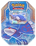 2015 Pokemon Legends of Hoenn Collector's Tin - Kygore-EX