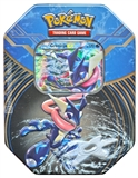 2014 Pokemon Kalos Power Summer Tin - Greninja-EX