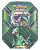 Pokemon Hoenn Power Collector's Tin (Sceptile-EX)