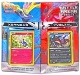 Pokemon Xerneas Vs. Yveltal Battle Arena Deck Box (Presell)