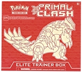 Pokemon XY Primal Clash Elite Trainer Box (Primal Groudon-EX)
