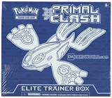 Pokemon XY Primal Clash Elite Trainer Box (Primal Kyogre-EX)