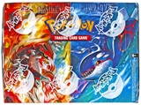 Pokemon XY Primal Clash Theme Deck Box