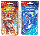 Pokemon XY Primal Clash Theme Deck - Set of 2 (Earth's Pulse, Ocean's Core)