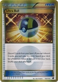 Pokemon Plasma Freeze Single Ultra Ball 122/116