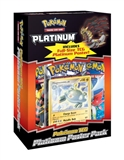 Pokemon Platinum Poster Pack Box