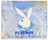 Playboy Centerfold Collector Card Box (1995 March Edition)