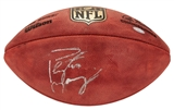 "Peyton Manning Autographed Denver Broncos NFL Authentic ""The Duke"" Football (Steiner)"