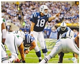 Peyton Manning Autographed Indianapolis Colts 16x20 Photo (Steiner)