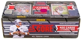 2011 Score Football Factory Set (Box) (2 Memorabilia Cards Per Set!)