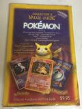 CheckerBee Pokemon Collector's Value Guide - 1999 Premier Edition STILL SEALED