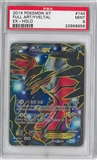 Pokemon X and Y Single Yveltal 144/146 FULL ART - PSA 9 *22969956*