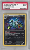 Pokemon Plasma Blast Single Dusknoir 104/101 - PSA 9 *22969960*