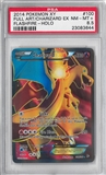 Pokemon XY Flashfire Single Charizard EX 100/106 FULL ART - PSA 8.5 *23083644*