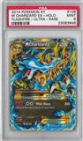 Pokemon XY Flashfire Single M Charizard EX 108/106 - PSA 9 *23083646*