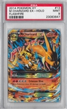 Pokemon XY Flashfire Single M Charizard EX 13/106 - PSA 9 *23083647*