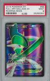 Pokemon XY Roaring Skies Single Gallade EX 99/108 - PSA 9 - **25293352**