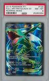 Pokemon XY Roaring Skies Single Rayquaza EX 104/108 - PSA 8 - **25293354**