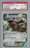 Pokemon Flashfire Single Kangaskhan EX 78/106 - PSA 8 - **25293356**