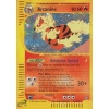 Pokemon Aquapolis Single Arcanine H2 - NEAR MINT (NM)
