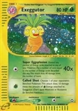 Pokemon Aquapolis Single Exeggutor H10/H32 - NEAR MINT (NM)