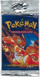 Pokemon Base Set 1 Longpack Booster Pack - Charizard Art