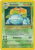 Pokemon Base Set 2 Single Venusaur 18/130 - MODERATE PLAY (MP)