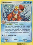 Pokemon EX Dragon Single Crawdaunt 3/97 - NEAR MINT (NM)