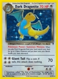 Pokemon Team Rocket Single Dark Dragonite 5/82 - SLIGHT PLAY (SP)