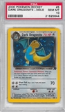 Pokemon Team Rocket Single Dark Dragonite 5/82 - PSA 10 - *21625644*