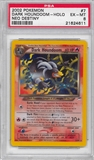 Pokemon Neo Destiny Single Dark Houndoom 7/105 - PSA 6 - *21624611*