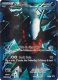 Pokemon Promotional Single Darkrai BW73 FULL ART - SLIGHT PLAY (SP)