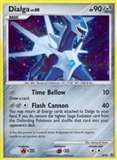 Pokemon Diamond and Pearl Promotional Single Dialga DP26 - NEAR MINT (NM)