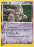 Pokemon Ex Sandstorm Single Dusclops 4/100 REVERSE FOIL - NEAR MINT (NM)