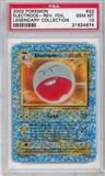 Pokemon Legendary Collection Single Electrode 22/110 - Reverse Foil: PSA 10 - *21624674*