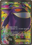 Pokemon XY Phantom Forces Single Gengar EX 114 - NEAR MINT (NM)