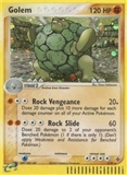 Pokemon EX Dragon Single Golem 5/97 - NEAR MINT (NM)